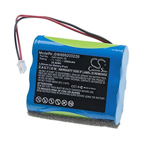 vhbw Batería Recargable Compatible con Altec Lansing IMW889N Altavoces, Cajas acústicas, bafles (2600 mAh, 11,1 V, Li-Ion)