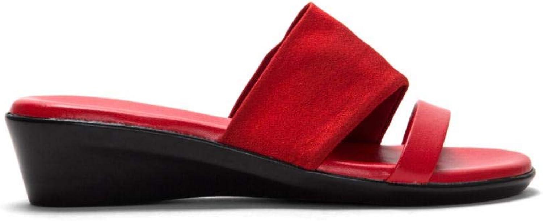Italian shoesmakers Women's 5869S8x Red M