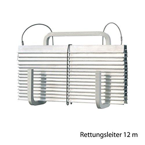 Indexa Rettungsleiter, 12 m - (10112)<br />