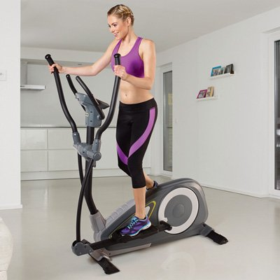 Kettler AXOS Cross P Elliptical Trainer with Advanced Programming