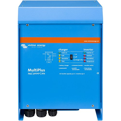 MultiPlus 48/5000/230 v/70 vE.bus inverter charger
