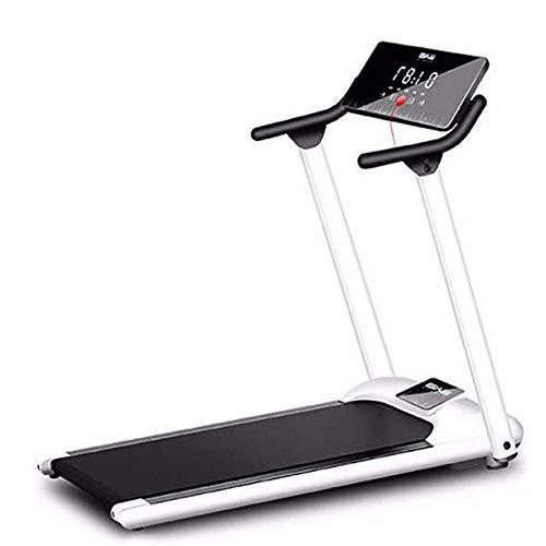 Cinta de correr eléctrica plegable para debajo del escritorio, 3,5 CV, sin instalación, con indicador LED, para casa, oficina, gimnasio, etc. BJY969