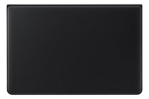 Samsung EJ-FT830BBEGDE teclado para móvil Black Pogo Pin - Teclados para móviles (Negro, Samsung, Galaxy Tab S4, Acoplamiento, Pogo pin, 251,1 mm) [Teclado Aleman - QWERTZ]