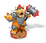 Activision Compatible with Nintendo Only Skylanders SuperChargers: Hammer Slam Bowser Individual Character
