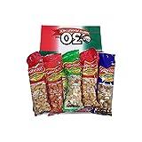 Frito Lay Sabritas Cacahuates Peanuts Mix (Box 30 / 1.625-Ounce Bags) Flamin...