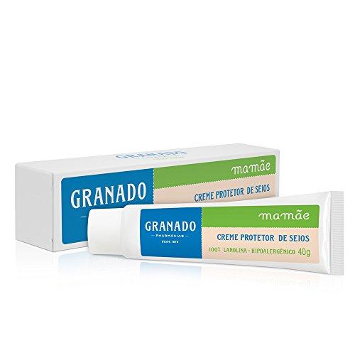 Creme Protetor de Seios, Granado, Branco, 40g
