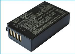 Cameron Sino 850mAh Battery for Blackmagic Design Pocket Cinema Camera, Nikon 1 AW1, 1 J1, 1, 1 J3, 1 S1, Coolpix A