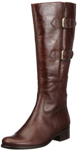 Gabor Shoes Damen Fashion Stiefel, Braun (Teak), 38 EU
