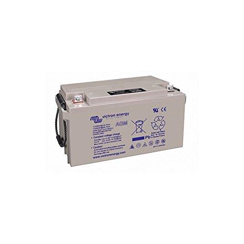 Victron Energy - Batterie 60Ah 12V AGM Deep Cycle Victron Energy Photovoltaïque Nautique - BAT412550084