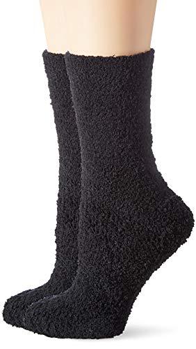 Camano Damen Socken 3482, Schwarz (Black 0005), 35/38, 2er Pack