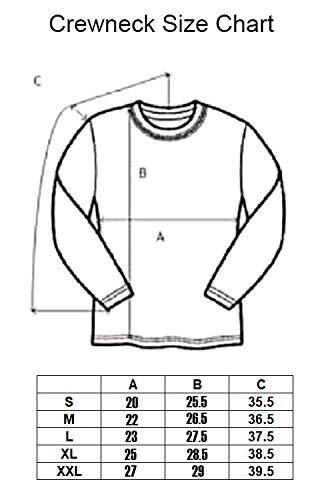 FerociTees Monica Rachel Shirt That Says Girls (Red) Crewneck Sweatshirt
