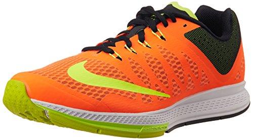 Nike Men's Air Zoom Elite 7 Hyper Crimson/Volt/Black Running Shoe 9 Men US