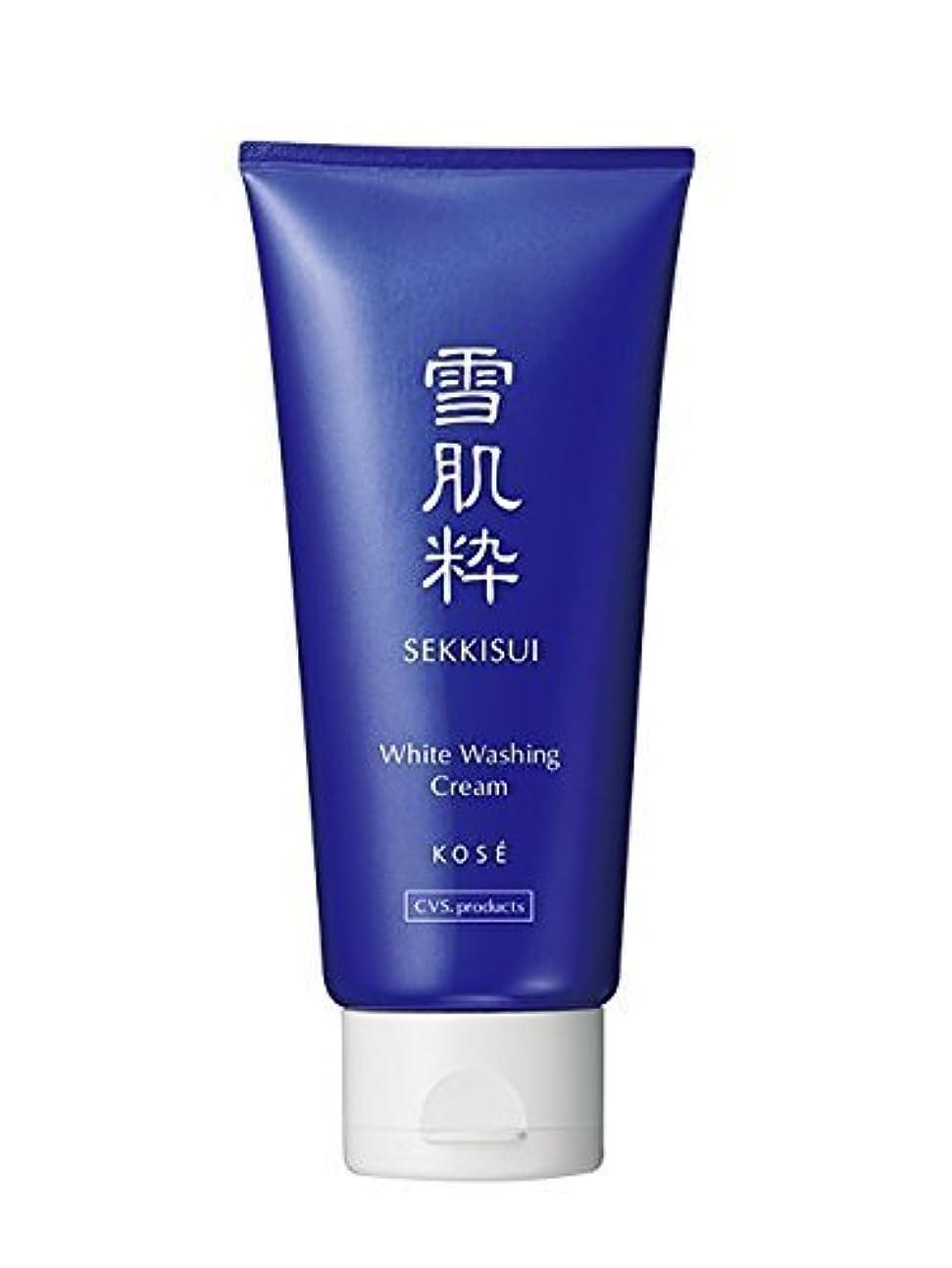 世代まだバター雪肌粋 Kose Sekkisui White Washing Cream - 80g