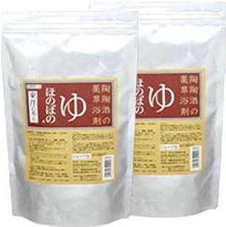 陶陶酒薬用入浴剤 ゆほのぼの 東洋の香り (30g×20包入) x2個 【医薬部外品】 4904997040963