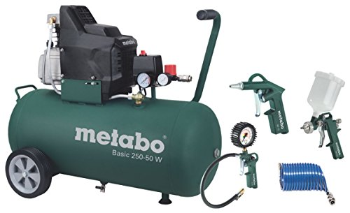 Metabo - Básica compresor 250-50 w conjunto