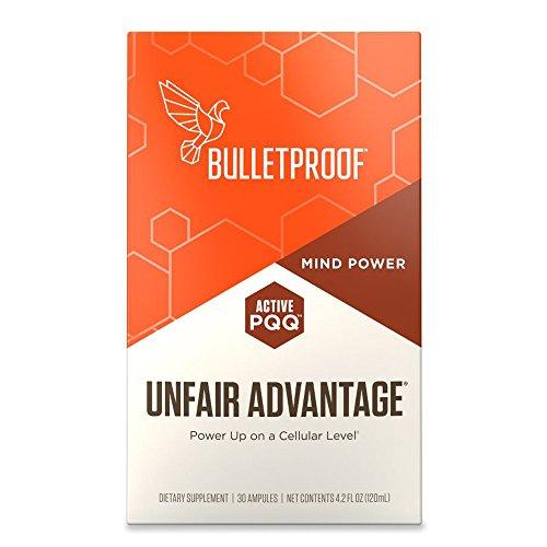 Bulletproof Unfair Advantage - 30 ampoules