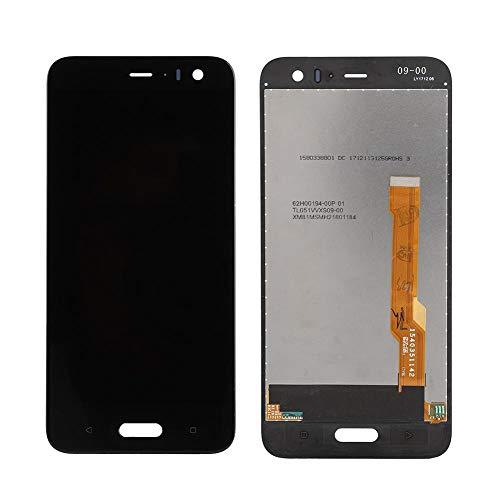 Hakeeta Reemplazo de Pantalla Premium Compatible con HTC, Pa