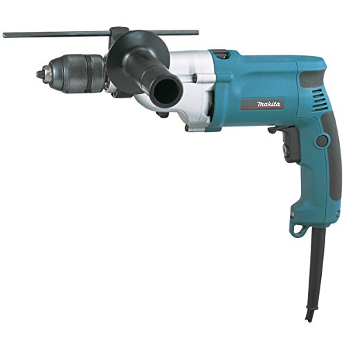 Makita HP2051 110 V 13 mm Percussion Drill with Keyless Chuck in Carry Case