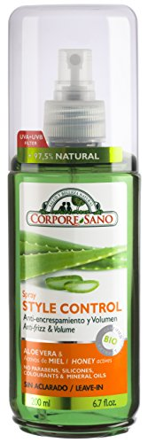 Style Control Anti-Encrespamiento Spray 200 ml de Corpore Sano