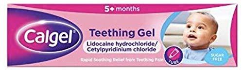 Calpol Calgel Teething Gel, 10g, Packaging May Vary