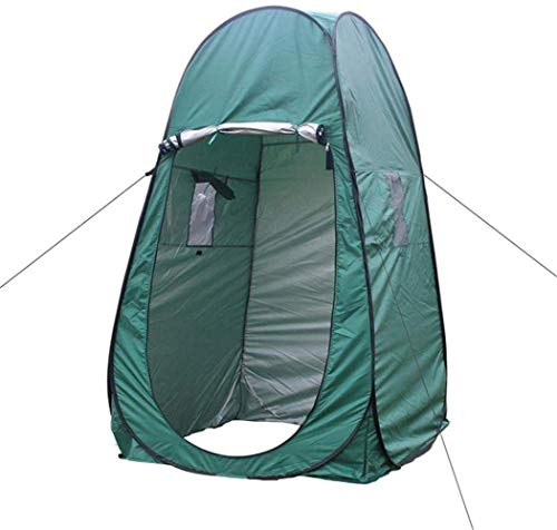 JSYYSJ Outdoor Privacy Tent Shower Tent Dressing Tent, Waterproof Portable Up Toilet Tents For Camping, Beach Changing Room Shelter Canopy, Baby Outdoor Backpack Shelter Canopy Travel Tent Nearby Priv