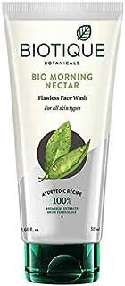 Biotique Bio Morning Nectar Flawless Face Wash Prevents Dark Spots (100ml x 2)