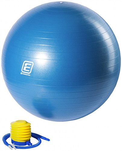 ENERGETICS Physioball mit Pumpe-145110 Pumpe, türkis, 55