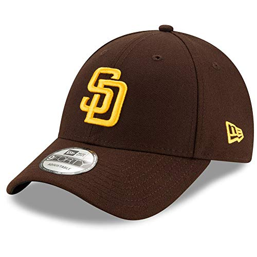 New Era San Diego Padres The League Pinch Hitter Adjustable MLB Cap Game, One Size