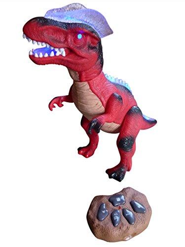 Seruna Dino-Saurier A162, ferngesteuert-er RC Tyrannosaurus-Rex Kinder-Spielzeug Geschenk-e für Junge-n u. Mädchen, Weihnacht-en Geburtstag-e