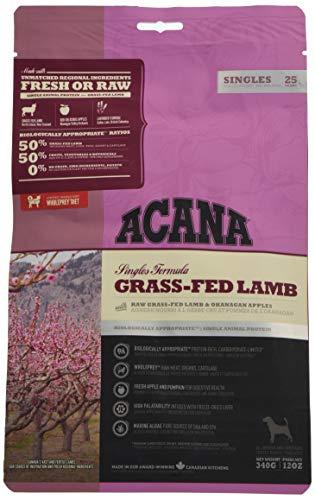 Acana Singles Grass-Fed Lamb Chien - Paquet d'essai - 340 g