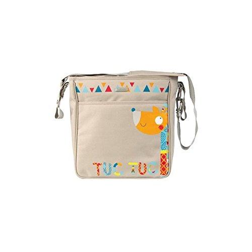 Tuc Tuc 03591 - Bolsa, colgadores y bandolera, color gris