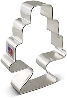 Ann Clark Cookie Cutters Cake With Stand Cookie Cutter, 4.5