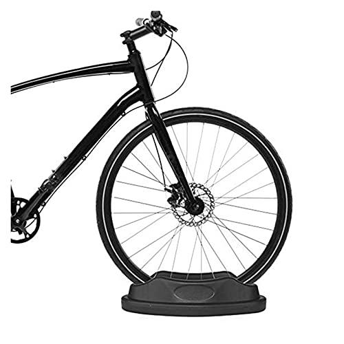 CML 1 unids Bike Front Wheel Riser Bloque Fijo estabilizar el Soporte de Soporte de Bicicletas para la Bicicleta estacionaria de Entrenamiento de Bicicletas de Interior