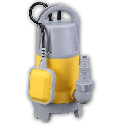 Rison 3700 GPH Submersible Clean Dirty Water Pump 1.5HP Swimming Pool Pond Flood Drain
