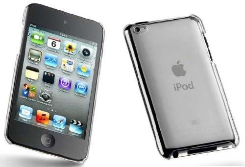 Cellular Line Schutz-Hülle, Folie und Tuch für Apple iPod touch 4 kristallklar