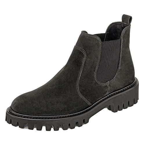 Paul Green Chelsea Boots Stiefelette grau 41