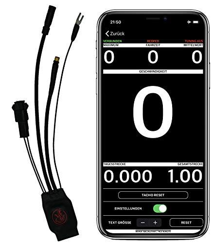 RedPed Tuning Chip für Shimano Steps E5000 E6100 E7000 E8000 mit Di2