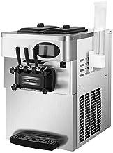 VEVOR Machine à Crème Glacée de Table Professionnel Sorbetière à Glace Ice Cream Machine Appliqué dans Les Restaurants, Le...