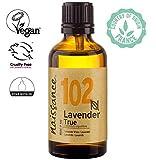 Naissance Aceite Esencial de Lavanda n. º 102 – 50ml - Vegano y no OGM GMO