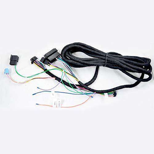Auto DVD GPS Player Langes Kabel für Benz Glasfaserverstärker