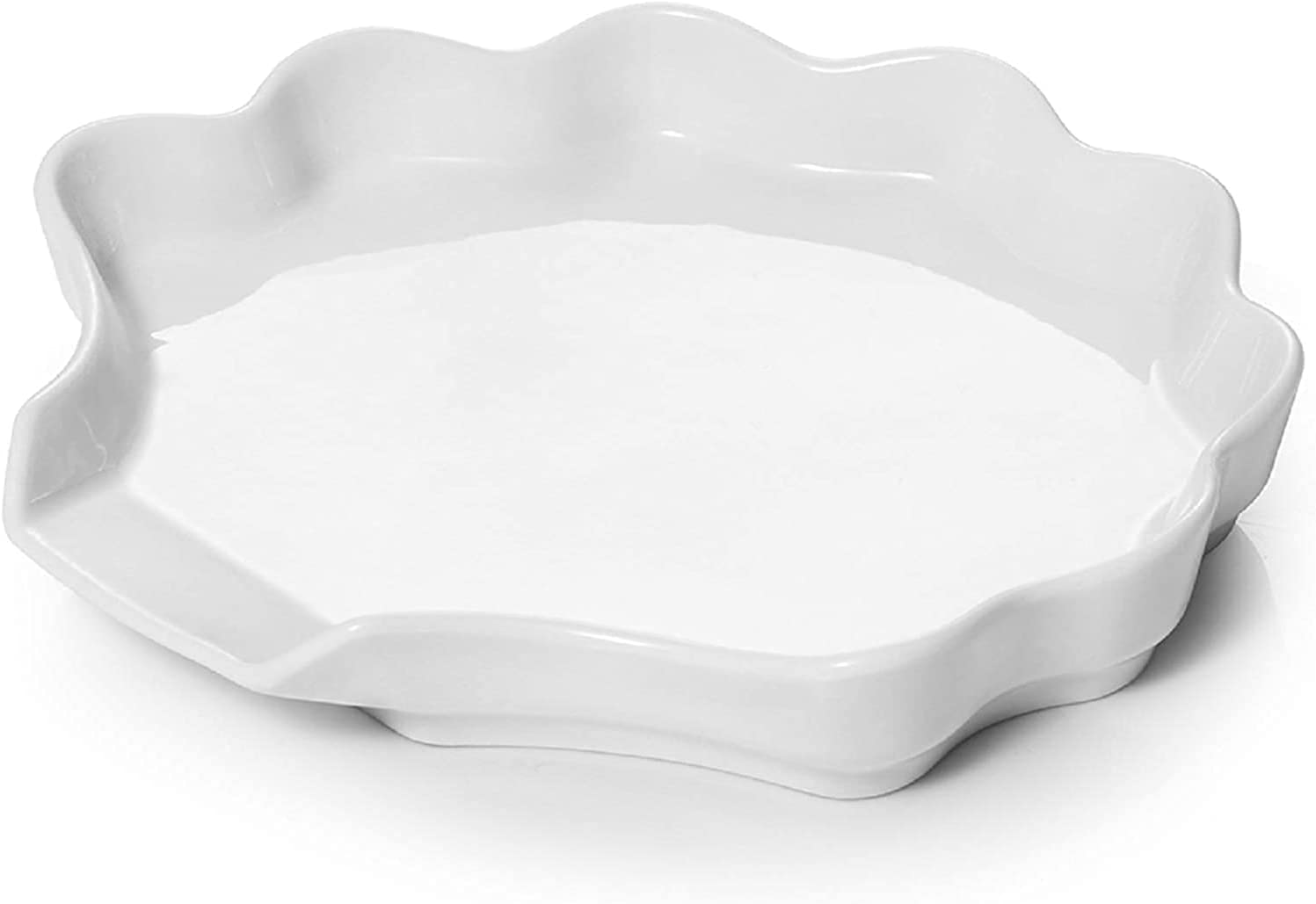 DOWAN discount White Ceramic Spoon Rest Kitchen for Miami Mall S Counter Dishwasher