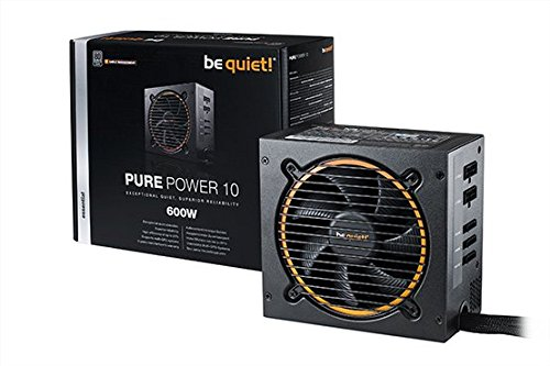 be quiet! Pure Power 10 600W CM