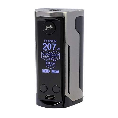 Wismec Reuleaux RX Gen3 Dual MOD 230 W, Riccardo e-Zigarette - Akkuträger, brushed gunmetal