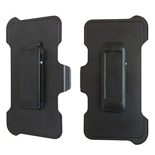 2 Pack Replacement Holster Belt Clip for Apple iPhone 8 Plus/7 Plus/6 Plus/6S Plus Otterbox Defender Case