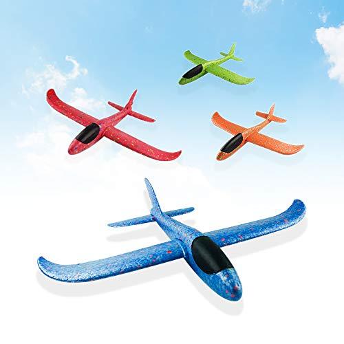 Segelflugzeug,Flugzeug Styropor Wurfgleiter,Segelflugzeug Styropor,Wurfgleiter,Segelflugzeug Kinder,Styropor Flugzeug,Modell Schaum Flugzeug