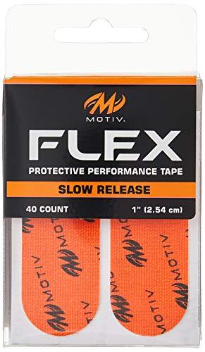 Motiv Flex Performance Tape Orange - vorgeschnitten 40 Stück