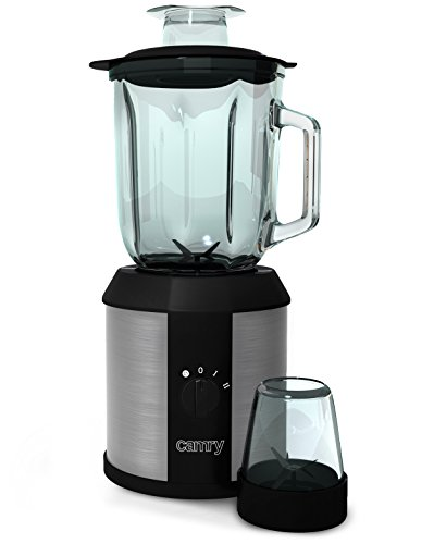 Camry CR 4058 Mixer, Glas, 1.3 liters