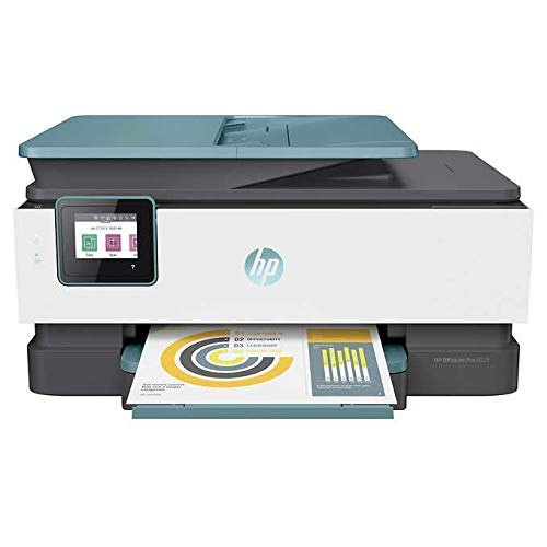 Learn More About HP Officejet Pro 8028 All-in-One Printer, Scan, Copy, Fax, Wi-Fi and Cloud-Based Wi...