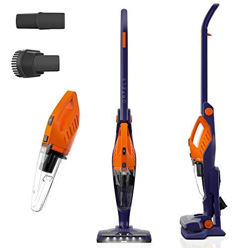 ORFELD Cordless Vacuum, Stick Vacuum Cleaner 4 in...