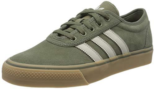 adidas Unisex-Erwachsene Adi-ease Sneaker, Grün(Legacy Green Clear Brown Gum), 44 EU